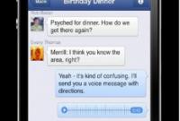 Pesan Suara Facebook Messenger
