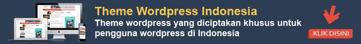 Theme Wordpress Indonesia