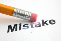 Tiga Kesalahan Yang Selalu Berulang