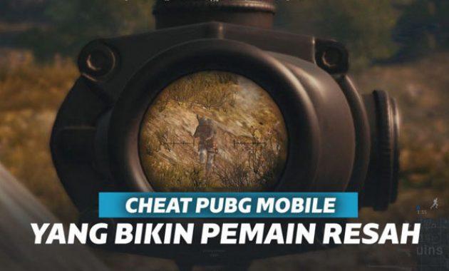cheat pubg mobile