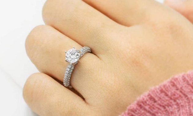 cincin nikah mewah