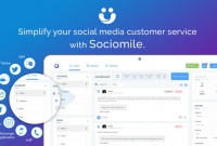 customer care sociomile