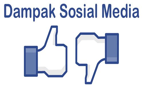dampak sosial media
