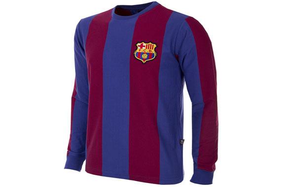 jersey barcelona 1973-1974