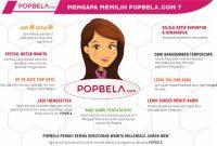 popbela situs wanita milenial