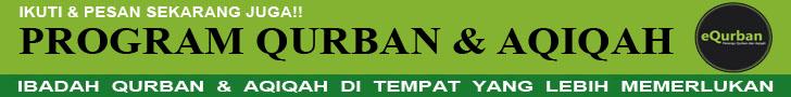 Program Qurban & Aqiqah