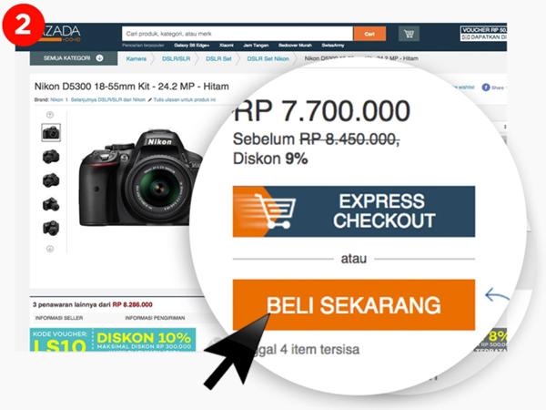 cashback belanja online