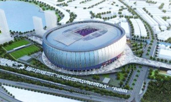 stadion internasional jakarta